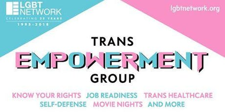 Trans Empowerment Group tickets