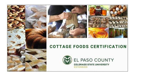 Cottage Foods Food Safety Training Certification