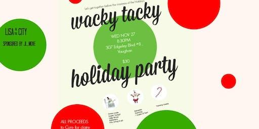 Wacky Tacky Holiday Party