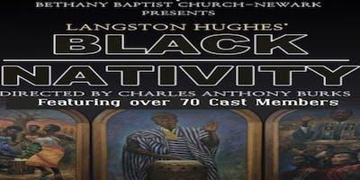 Black Nativity at Bethany Baptist Church