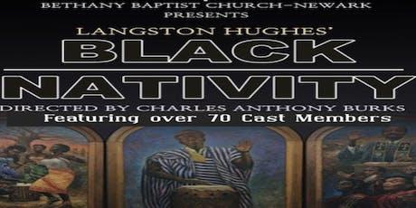 Black Nativity at Bethany Baptist Church tickets