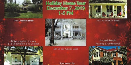 2019 Lockhart Holiday Home Tour tickets