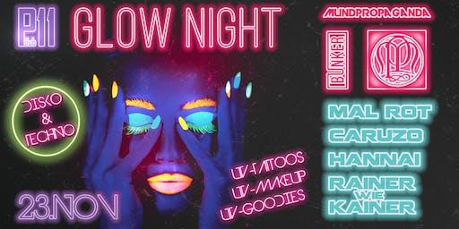 GLOW-Night • 2 Floors • MP-Mundpropaganda@Bunker