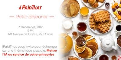Petit-Déjeuner DAF by iPaidThat