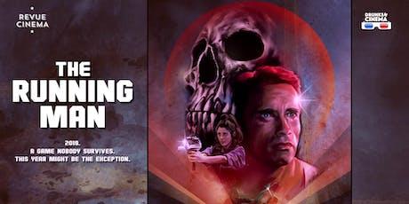 Drunken Cinema: THE RUNNING MAN (1987) tickets