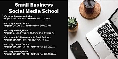 Social Media School: Facebook 102 tickets