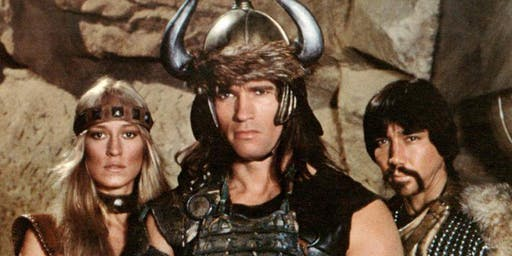 CONAN THE BARBARIAN with LIVE RE-Score performance by SLEEPBOMB
