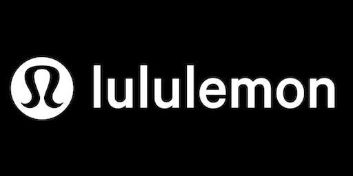 Black Friday at lululemon