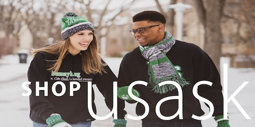 Shop usask Bookstore VIP Holiday Shopping Party!