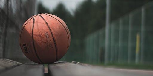 Basketball Camp with Alpha Kappa Psi