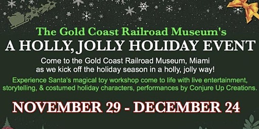 A Holly, Jolly Holiday Event