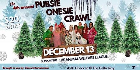 4th Annual Pubsie Onesie Crawl tickets