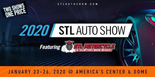 St. Louis Auto Show FT. STL Motorcycle Show - JAN 23-26, 2020
