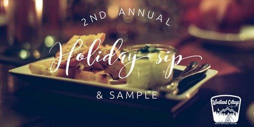 2nd Annual Winter Sip & Sample at The Cottage