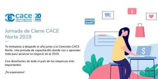Jornada de Cierre CACE Norte 2019