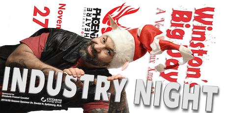 Winston's Big Day: A Very Phoenix Xmas 14 / Industry Night tickets