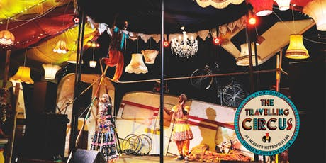 The Travelling Circus @ Mercato Metropolitano tickets