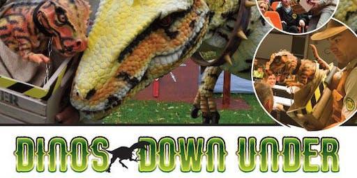 2019 Dinos Down Under