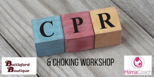 Choking & CPR Workshop