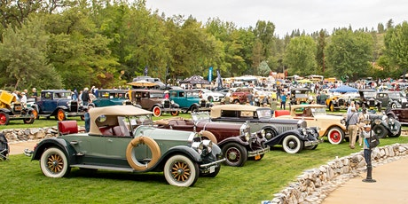 Ironstone Concours d'Elegance tickets