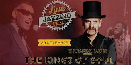 King of Soul - Live at Jazzino biglietti