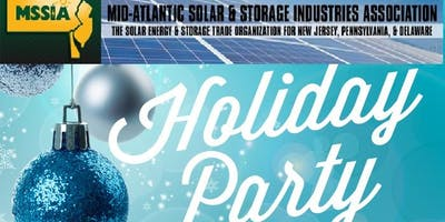 MSSIA Annual Holiday Party