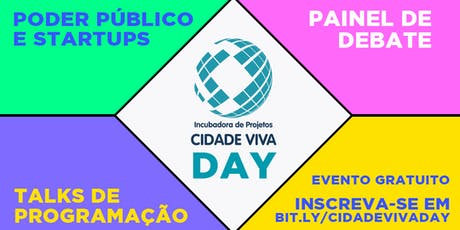 Cidade Viva Day ingressos