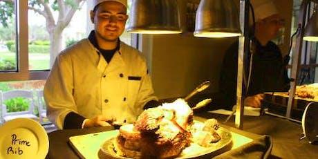 Thanksgiving Buffet Brunch & Dinner tickets