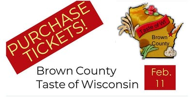 Brown County Taste of Wisconsin 2020
