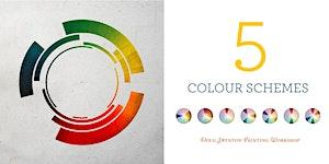 5 Colour Schemes Mastery (Oil & Acrylic) - Painting...