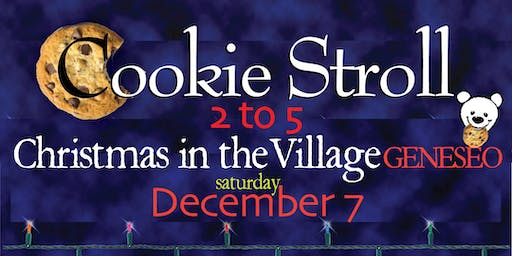 Cookie Stroll At Christmas in the Village