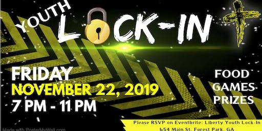 Liberty Youth Lock-In