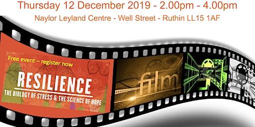 Film Screening: Resilience / Dangosiad Ffilm: Resilience