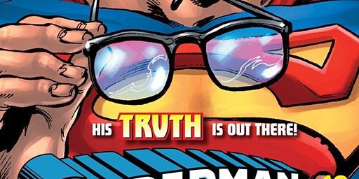 Superman #18 Reveal at Atomik Pop!