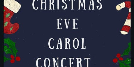 Christmas Eve Carol service in Collydean  tickets