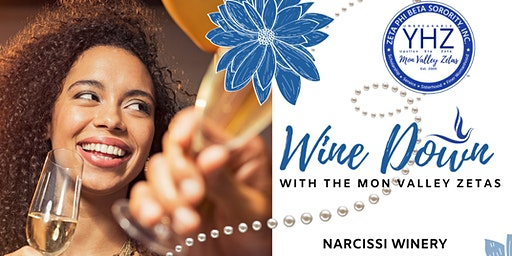 Wine Down with the Mon Valley Zetas