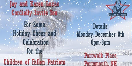 Children of Fallen Patriots Holiday Party tickets