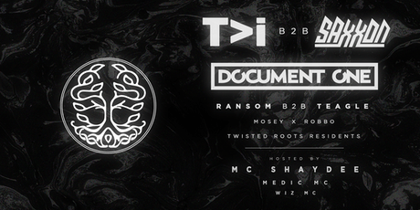 Twisted Roots Warehouse Rave tickets