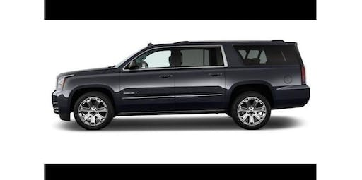 SUV - 7 Passenger (12-12-2019 starts at 8:00 PM)