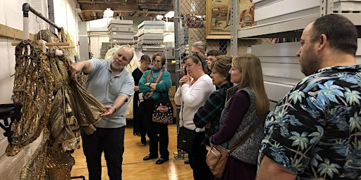 Historic Costume Tour & Workshop