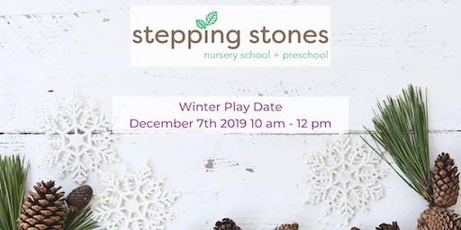 Stepping Stones' Winter Playdate!