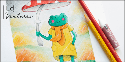Children's Book Character Design Workshop- Vena Carr