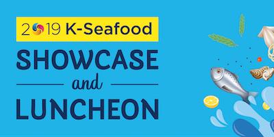 2019 K-Seafood Showcase & Luncheon