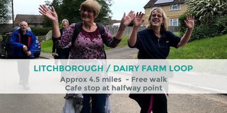 LITCHBOROUGH LOOP WITH CAFE STOP | APPROX 4.5 MILES | MODERATE | NORTHANTS tickets
