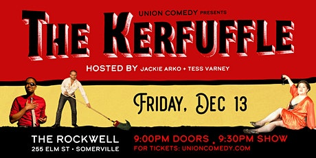 The Kerfuffle: Live at The Rockwell - December 2019 tickets