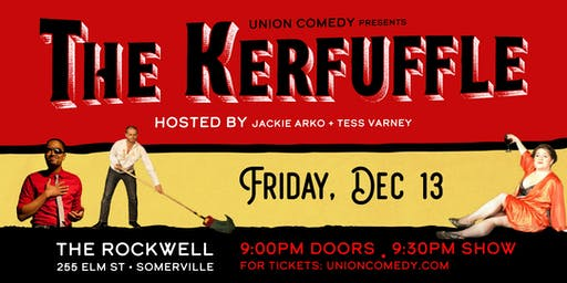 The Kerfuffle: Live at The Rockwell - December 2019