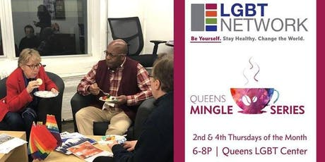 Older Adult Mingle for Adults ages 50+ tickets