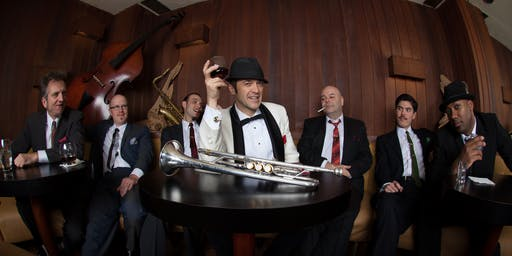 Merry Poppin' Daddies Holiday Party