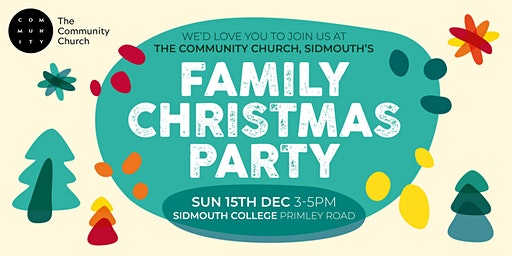 *FREE* Family Christmas Party