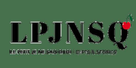 Soirée de lancement officiel du site lpsjnq.fr billets